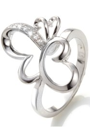 "Silber Ring ""Schmetterling"", S925 (bpc bonprix collection)"