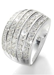 "Ring ""Krista"", S925 (bpc bonprix collection)"