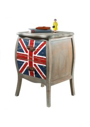 "Kommode ""Union Jack"" (Home Collection)"