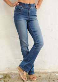 Stretchjeans mit Bequembund Bootcut (bpc bonprix collection)