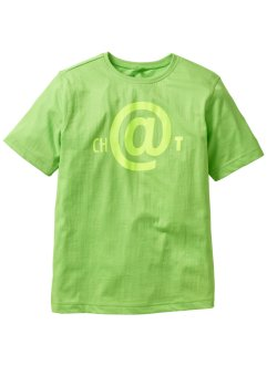 T-shirt, bpc bonprix collection, vert néon