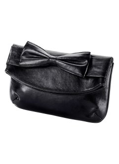 "Clutch ""Cindy"", BODYFLIRT, schwarz"