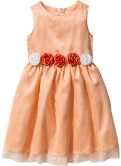 Kleid mit Blumenapplikation, bpc bonprix collection, melba
