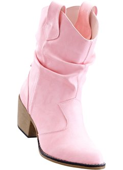 Stiefelette, bpc bonprix collection, rosenquarz