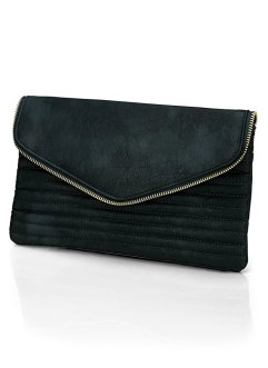 "Clutch ""Malou"", bpc bonprix collection, schwarz"
