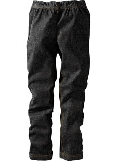 Jeggings, John Baner JEANSWEAR, black stone