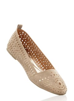 Ballerina's, bpc bonprix collection, new beige