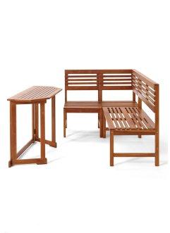 "Balkonmöbel Set ""Salina"" 4tlg., bpc living, natur"
