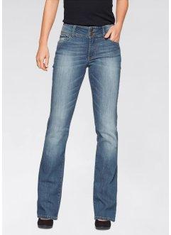 Bootcut Stretch-Jeans, John Baner JEANSWEAR