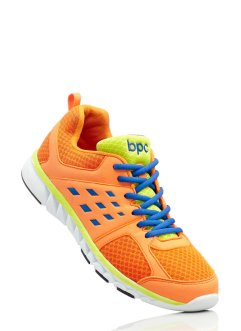 Freizeitschuh, bpc bonprix collection, orange