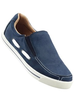 Mocassins, bpc selection, bleu
