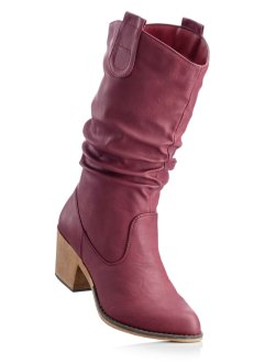 Stiefel, bpc bonprix collection, bordeaux