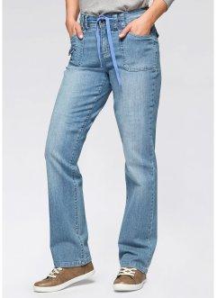 Stretch-Jeans Wide, John Baner JEANSWEAR