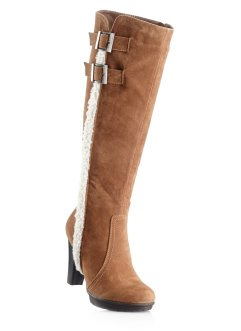 Stiefel, bpc bonprix collection, camel/beige