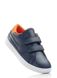Tennis, bpc bonprix collection, bleu foncé/orange