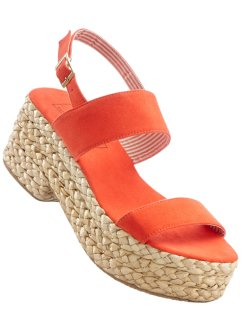 Sandale, bpc bonprix collection, orange