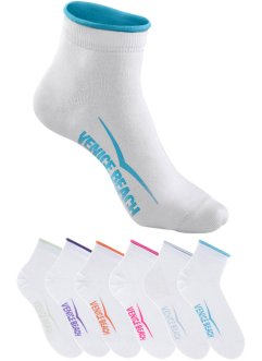Venice Beach Kurzsocken (6er-Pack), Venice Beach
