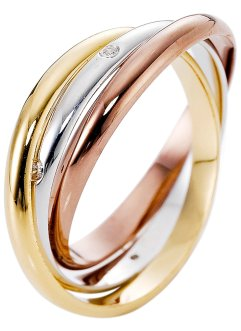 "Ring ""Murnia, bpc bonprix collection, tricolor"