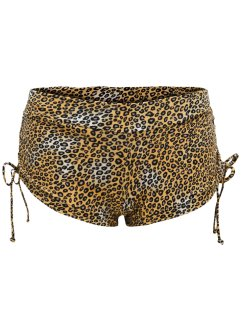 Shorts de praia estampado, animal print