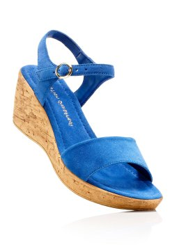 Sandalette aus Leder (bpc bonprix collection)