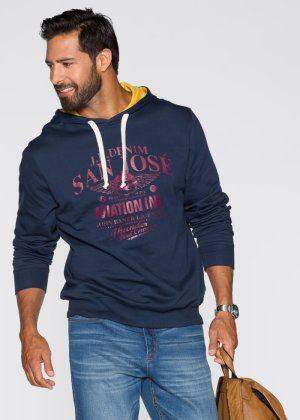 Sweatshirt mit Kapuze Regular Fit, John Baner JEANSWEAR