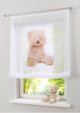 raffrollo teddy klettschiene teddy bpc living online kaufen. Black Bedroom Furniture Sets. Home Design Ideas