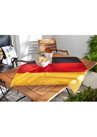 tisch deko deutschland 5 tlg schwarz rot gold bpc living online kaufen. Black Bedroom Furniture Sets. Home Design Ideas