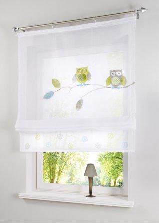 raffrollo maxi klettschiene gr n bpc living. Black Bedroom Furniture Sets. Home Design Ideas