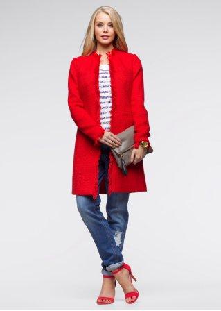 rote blazer anz ge bei bonprix angesagt und fein. Black Bedroom Furniture Sets. Home Design Ideas