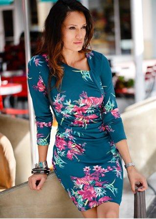 bodyflirt feminines kleid Feminines spitzenkleid mit gehschlitz wollweiß,das knieumspielende spitzenkleid aus der aktuellen kollektion von bodyflirt ist ein echter stylishes kleid.