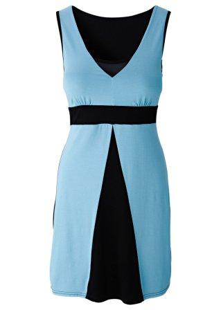 платье футляр для офиса в полоску для женщины лет