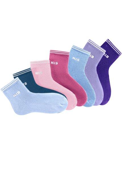 HIS Socken (7er-Pack)