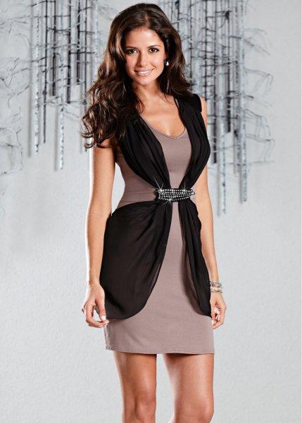 Вечернее платье фото своими руками