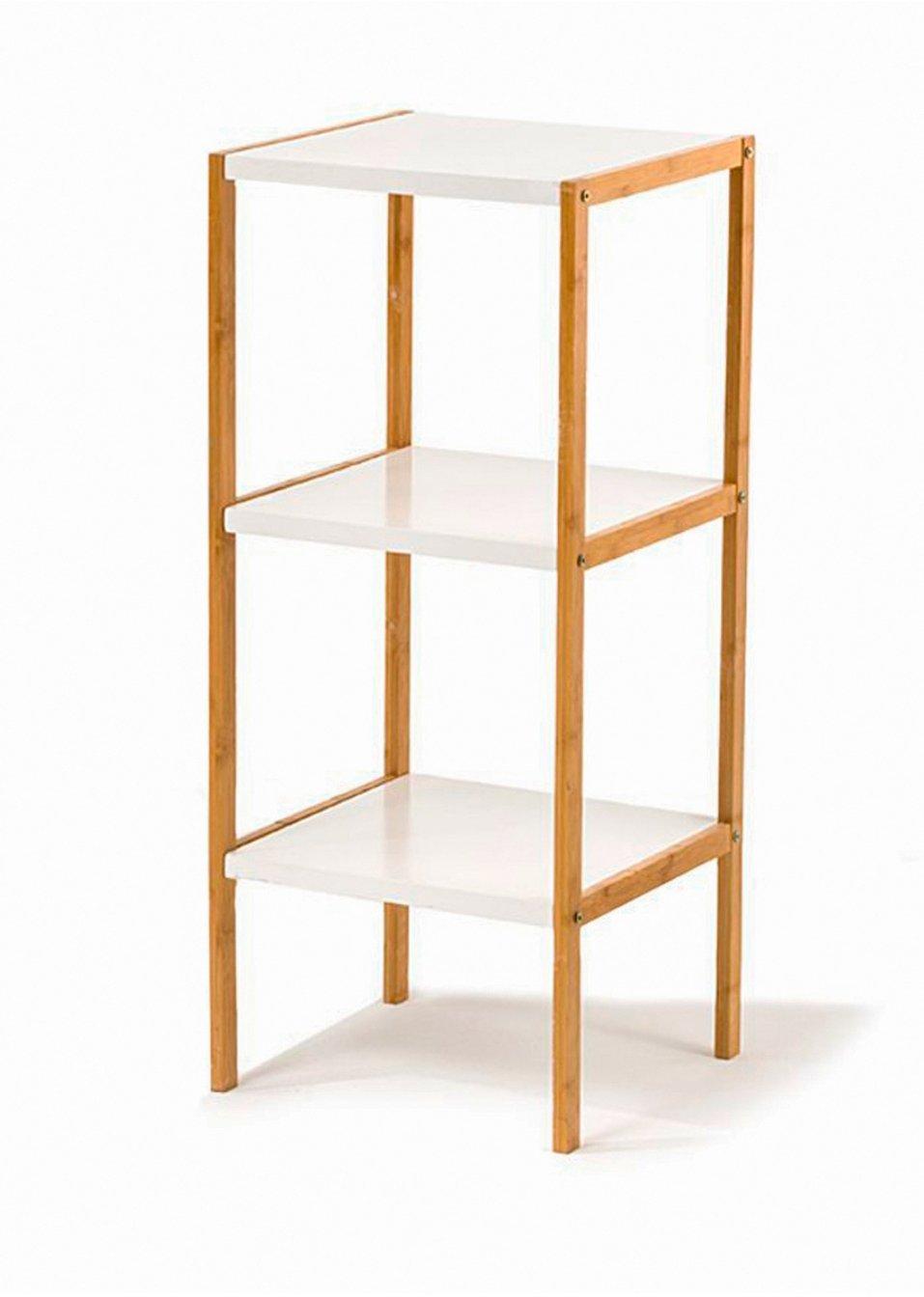 regal sami mit 3 einlegeb den natur wei home collection online bestellen. Black Bedroom Furniture Sets. Home Design Ideas
