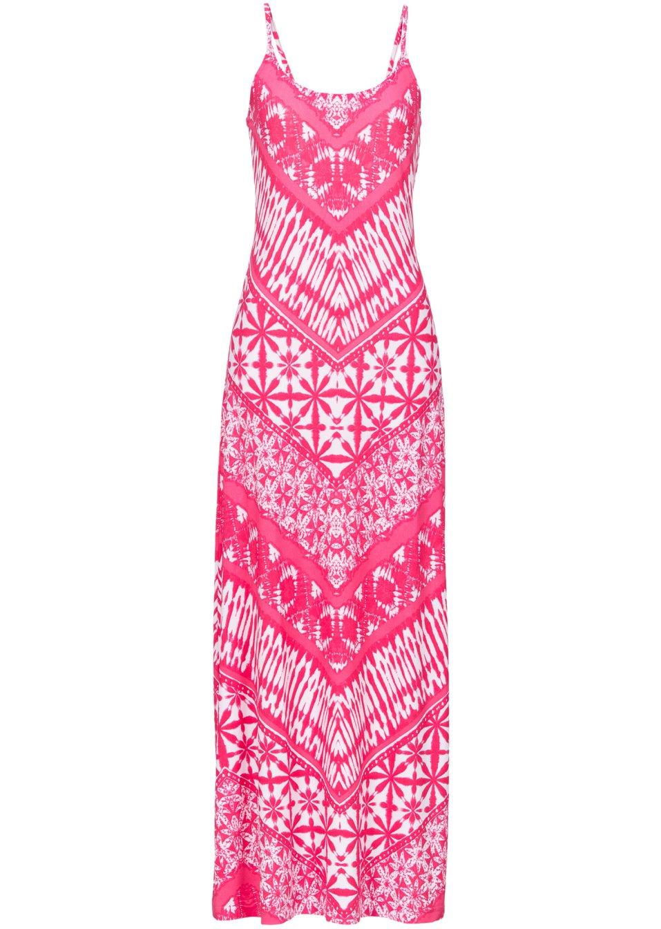 Robe fuchsia imprim bodyflirt boutique commande online - Bonprix suivi de commande ...