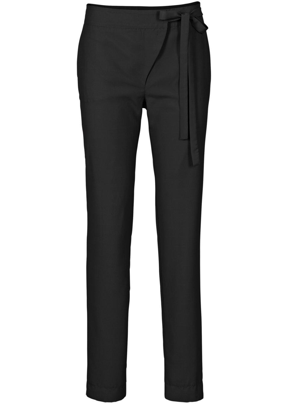 Pantalon effet portefeuille noir bodyflirt commande online - Bonprix suivi de commande ...