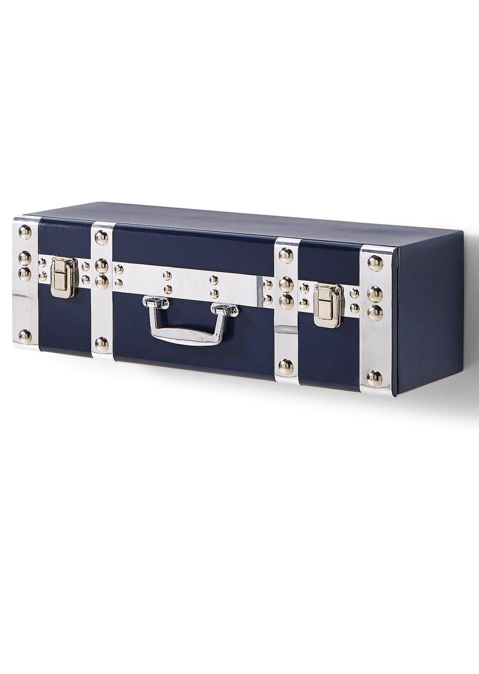 wandregal eve klein blau wohnen bpc living. Black Bedroom Furniture Sets. Home Design Ideas