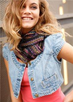 bonprix Italy Bolero di jeans