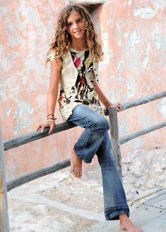 модная одежда для подростков девочек 2012.