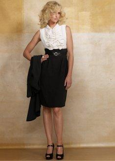 Купить вечернее платье через интернет.  Фотография из