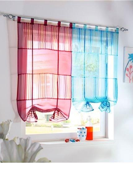 Mobili per bagno retro design casa creativa e mobili ispiratori - Tende colorate ikea ...