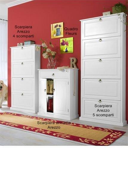 Scarpiera armadio arezzo of bonprix italy 92470381 for Bonprix mobili ingresso