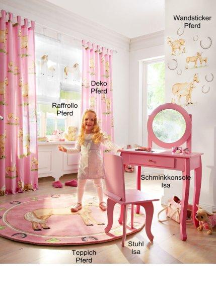 raffrollo pferd kruselband of bonprix de 94226781. Black Bedroom Furniture Sets. Home Design Ideas
