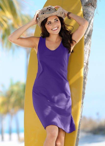 La robe de plage