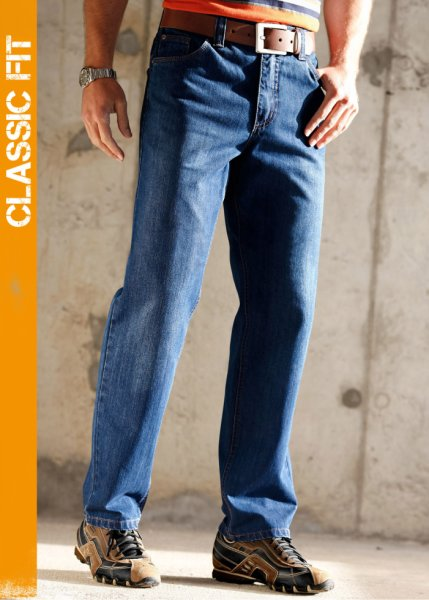 Le jean Carrot Classic Fit, U-Gre