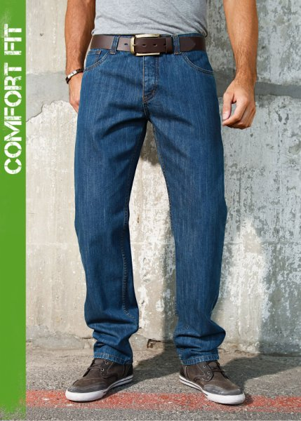Le jean Comfort Fit, Long. 32