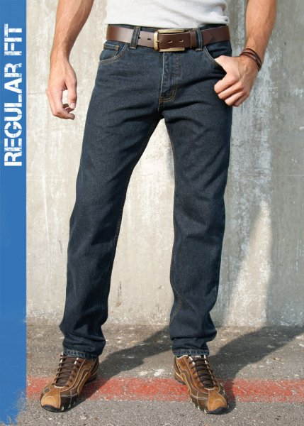 Le jean Regular Fit, Long. 32