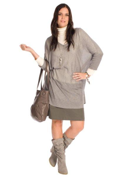 La jupe extensible