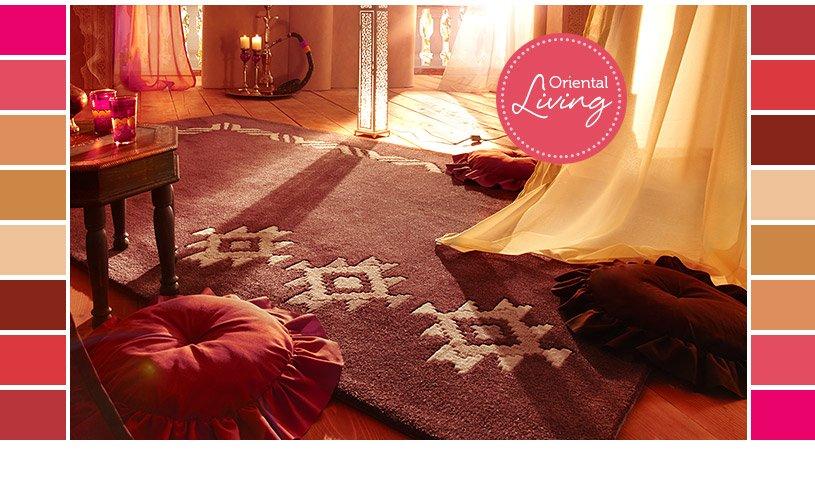 orientalischer wohnstil bei bonprix jetzt entdecken. Black Bedroom Furniture Sets. Home Design Ideas
