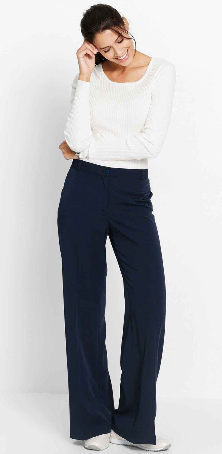 Damen - Stretch-Hose,